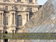 Pyramide du Louvre. Made in France