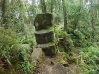 St Patrick's Chair and Well in Augher,  County Tyrone