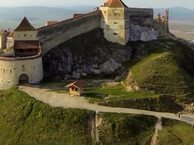 Three Castles on your way from Bucharest to Brasov