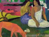 "Paris inspires - ""Gauguin"" exhibition at the Grand Palais"