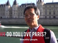 Paris loves you too!